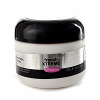 Stop Nail French Xtream UV Pink Gel 2 oz For Extra Strong Tip Overlays Pedicures