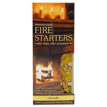 Fire & Spice™ Fragranced Firestarters - Citronella