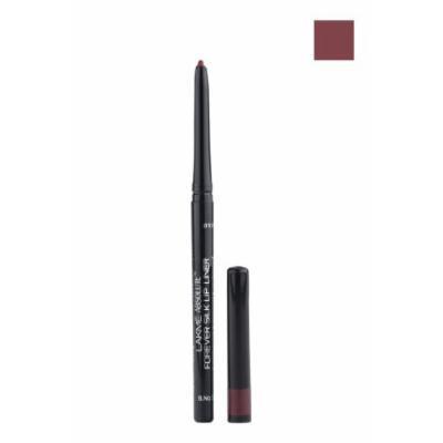 Lakme Absolute Forever Silk Lip Liner, Poppy Red, 0.35g