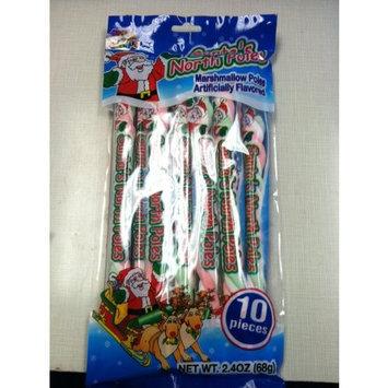 Albert's Santa's North Poles Marshmallow Poles 2.4oz