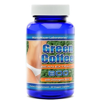 Maritz Mayer Green Coffee Bean Extract 800 with GCA