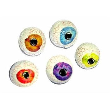 Halloween Milk Chocolate Crunchy Eyeballs (1 Lb - Approx 100 PCs)