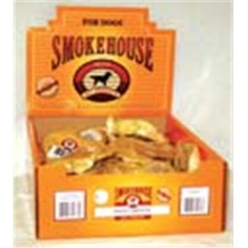 Smokehouse Brand Dog Treat Piggy Snout Display