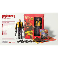 Bethesda Wolfenstein 2: The New Colossus [Collector's Edition] (Ps4)
