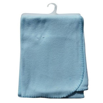Bambini 3600B BLUE Blue Polar Fleece Blanket