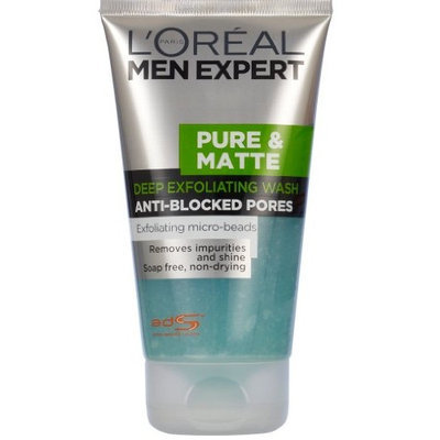 L'Oréal Paris Men Expert Pure and Matte Scrub