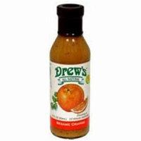 Drew'S Sesame Orange Dressing (Pack Of 6)