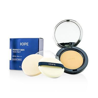 Amore Pacific IOPE Perfect Skin Twin Pact (spf 32, pa++) no.23 natural beige 12g