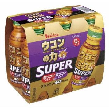 Ukonnochikara Super 120ml×30