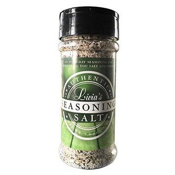 Livia's Seasoning Salt, 6.6 oz (1-Piece)