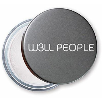 W3LL PEOPLE - Realist Satin Mineral Setting Powder (X Clear / Translucent)