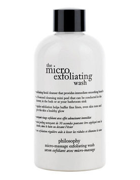 Philosophy micro exfoliating micro massage exfoliating wash-NO COLOUR-240 ml