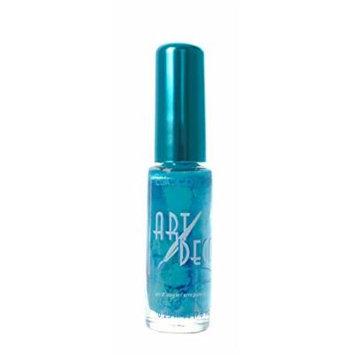 L.A. Colors 5 Pcs Nail Art Nail Deco Nail Lacquer Nail Polish Tropical