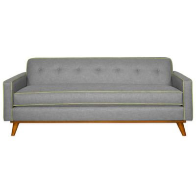 Kyle Schuneman for Apt2B Clinton Apartment Sofa in Grey