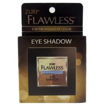 Zuri Flawless Eye Shadow - Color Me Purple 3-Count (Pack of 2)