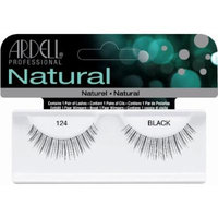 Ardell Fashion Lashes - #124 Black (Pack of 6)
