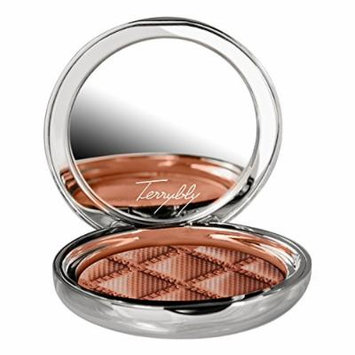 By Terry Terrybly Densiliss Compact Wrinkle Control Pressed Powder, No. 6 Amber Beige, 0.23 Ounce