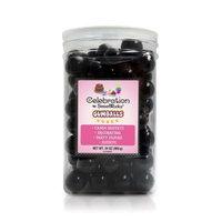 Sweetworks Gumballs Jar 34Oz-Black