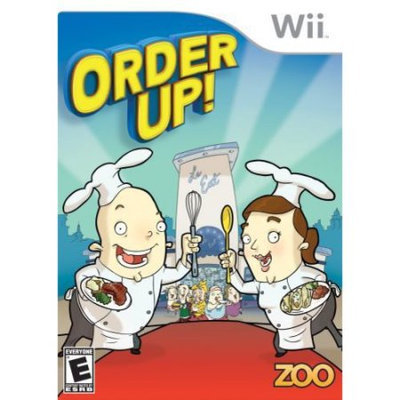 Zoo Order Up (Nintendo Wii)