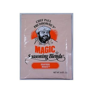 Chef Paul Prudhommes Seasoning Blends Seafood Case Pack 144