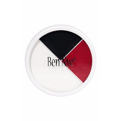 Ben Nye Color Makeup Wheels - Red, White, Black RB (3 Colors)