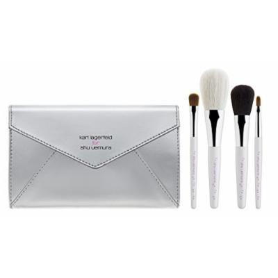 Karl Lagerfeld for Shu Uemura: Shupette With-Love-From-Paris Brush Set