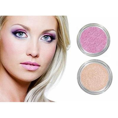 NEW! Grace My Face All Day Radiant Mineral Blush & Glow - Mauve(Dark)