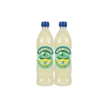 Robinsons Lemon Barley Water (850ml) - Pack of 2