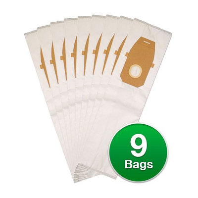 Replacement Type Q Vacuum Bag for Hoover UH30010CCA (3 Pack)