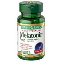 Nature's Bounty Super Strength Melatonin 5mg Softgels 60 ea