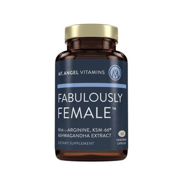 Fabulously Female Mt. Angel Vitamins 60 Caps