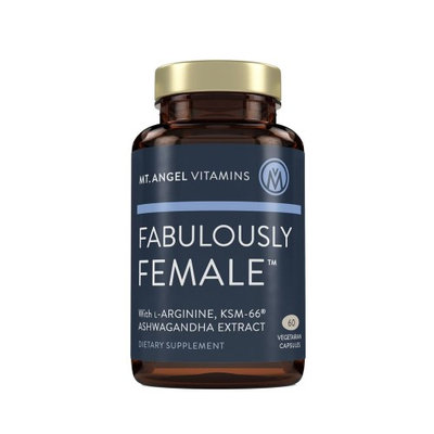 Fabulously Female Mt. Angel Vitamins 60 Caps