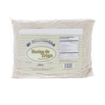 Mi Guatemala Wheat Flour 32oz - Harina de Trigo (Pack of 6)