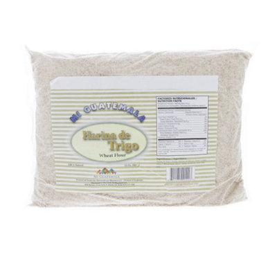 Mi Guatemala Wheat Flour 32oz - Harina de Trigo (Pack of 18)