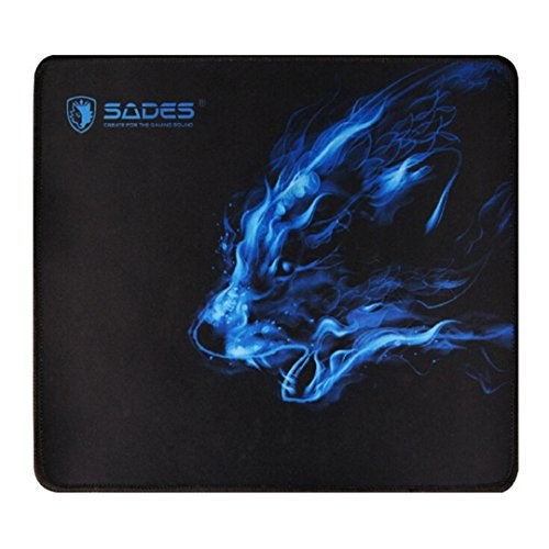 Mouse Pad,AutumnFall 300 x 250 x 3 mm/11.8x9.84x0.12'' Magic Wolf Pattern Anti Slip Laptop Computer PC Mice Pad Mat For Mouse