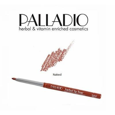 2 Pack Palladio Beauty Retractable Lip Liner 01 Naked