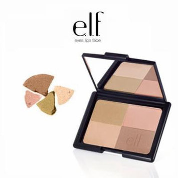 2 Pack e.l.f. Cosmetics Studio Bronzers 83701 Warm