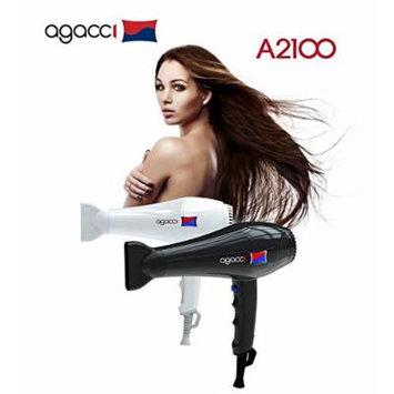 H2PRO Agacci Hair Dryer 2000 Watt - A2100 Jet Stream Black Made in Korea