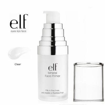 2 Pack e.l.f. Cosmetics Studio Mineral Face Primer 83401 Clear