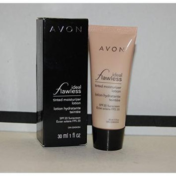 Avon Ideal Flawless Tinted Moisturizer Lotion - Fair LM02