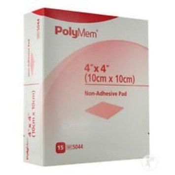 Ferris Polymem Max Wound Dressing 4 X 4 Inch - Box