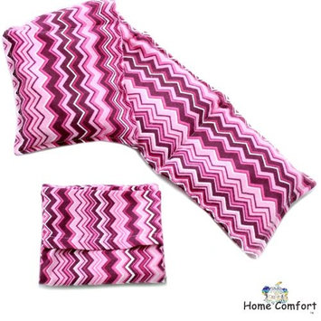 Microwavable Heating Pad with Washable Bag