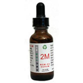 kNutek MSM-O2 Wrinkle & Scar Removal Serum with Oxygen Plasma, 1/2 oz (15 mL)
