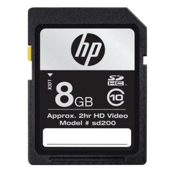 Hewlett Packard HP CG788A-EF 8GB Secure Digital High Capacity (SDHC) - 1 Card
