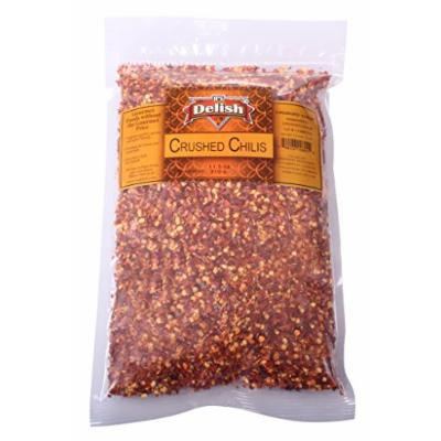 Crushed Chilies by Its Delish (5 lbs)