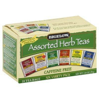 6 Assorted Herbal Teas Per Box (Pack of 6 boxes)