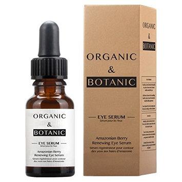 Organic & Botanic Amazonian Berry Renewing Eye Serum, 72 Gram [Renewing Eye Serum]