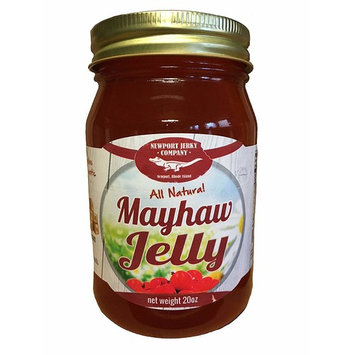All Natural Mayhaw Jelly Large 20 Ounce Jar [Mayhaw Jelly]