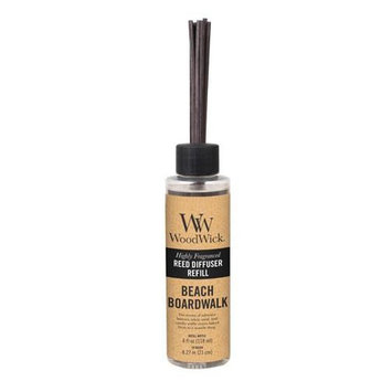 Woodwick Candle Reed Diffuser Refill 4 Oz. - Beach Boardwalk