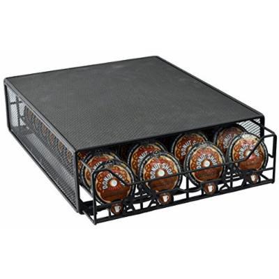 Southern Homewares Keurig Vue Cup Storage Drawer, Holds 36 Vue Pods, Black